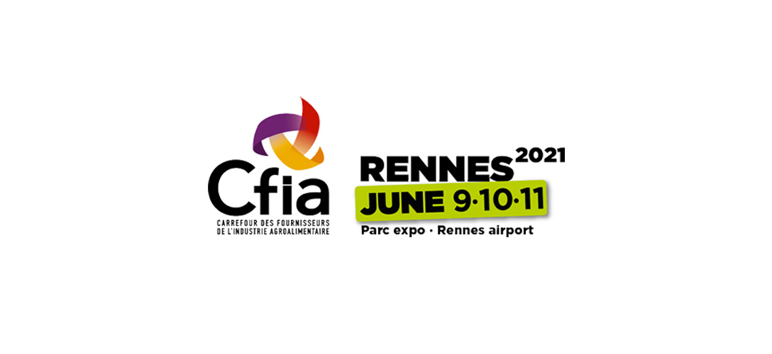 Visit our Booth at CFIA – Hall 5 Stand C59.B59