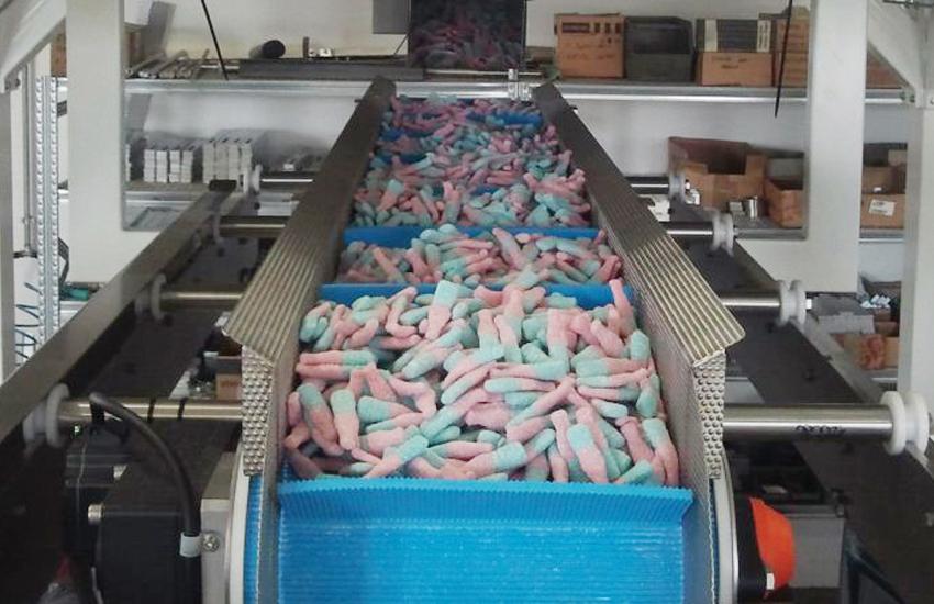 Sugar coated jellies
