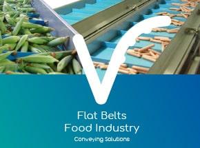 Flat Belts Food Industry