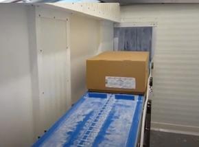 Meat – Freezing room, SuperDrive, PositiveDrive, Horizontal
