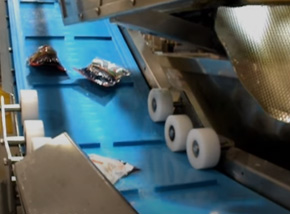 Fish packaging, SuperDrive, Positive drive, Elevator, Fabrications