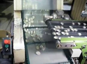 Metal Studs, Industrial grade belts, Elevator